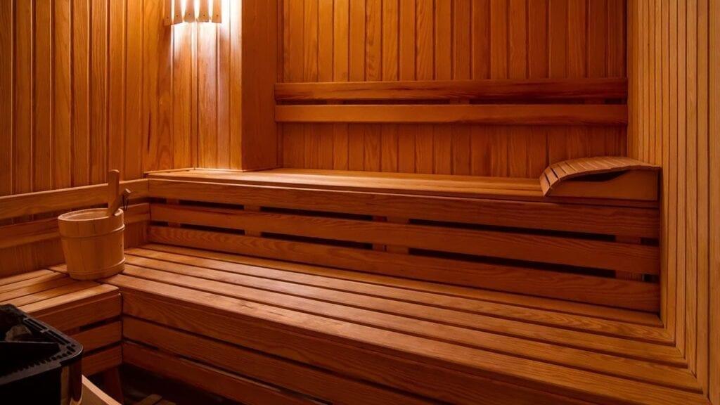 Spa, Sauna