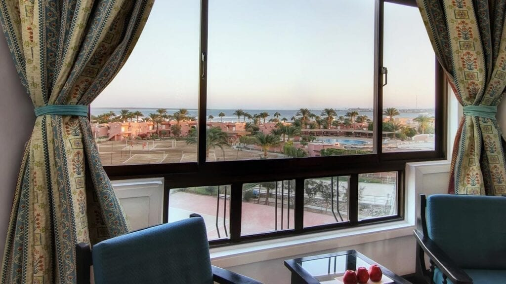 Room Window View